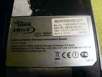 [Sprzedam] Laptop Fujitsu Siemens Lifebok E8020D uszkodzony