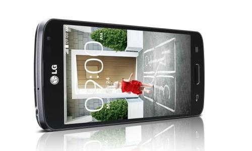 LG F60 - 4.5-calowy smartfon z czterordzeniowym procesorem i Androidem 4.4