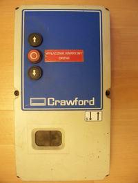 Napęd bramy CRAWFORD- jak podłączyć sterownik?