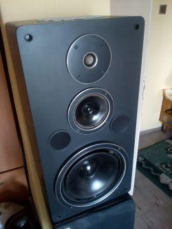 Głośniki AP 180 - Jak rozebrać głośniki AP 180 ?