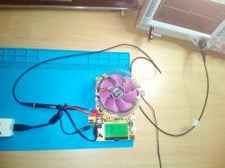 Prosty mini test kabli USB.