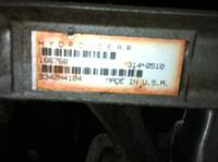 Jaki olej do przekładni hydro do traktorka-kosiarki BESTGREEN?