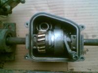 Kosiarka Honda GCV16 - Źle działający napęd