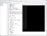 M2561 - (bascom) tracone dane z UART