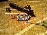 Słuchawka bluetooth bh-110 - Odłamany styk baterii +