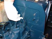 kubota d950 - silnik nie odpala