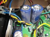 Logitech Z5500 5.1 DTS - stabilizator napięcia