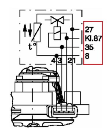 Audi 80 B4 2.0 ABT - 1992 nie chce je�dzi� na benzynie na gazie ig�a