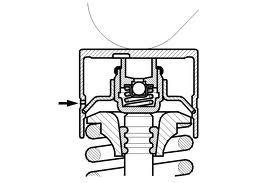 Peugeot 407 1.6 HDI 110 - Nie odpala po wymianie �a�cucha wa�k�w - synchro ok