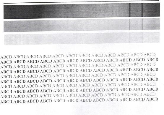 HP LJ 1100 jasny �rodek strony [zdj�cie], pomoc z diagnoz�.