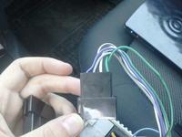 niedziałający centralny zamek w skoda fabia po wymianie radia na sony CDX-GT35U
