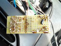 Pilot IR jako sterowanie radioodtwarzaczem samochodowym