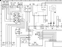 Miele PW 5065 - zmiana z 400V na 230V