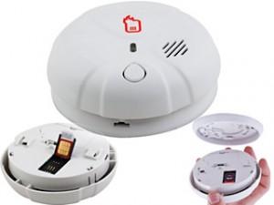 Firetext Smoke Alarm - czujnik dymu z powiadamianiem przez SMS