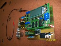 Miernik zastępczej rezystancji szeregowej ESR kondensatorów