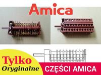 Amica C60 - termoobieg pracuje, a brak reakcji ze strony grzałki