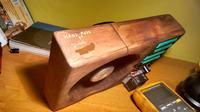 Przenośny głośnik mono 26W