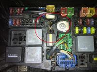 Ford Mondeo 2003, 2.0 TDCi -nie zapala, a przeka�nik pracuje