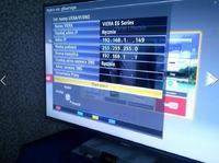 Panasonic TV - Sieć domowa jest dostępna ale nie można połaczyc się z internetem