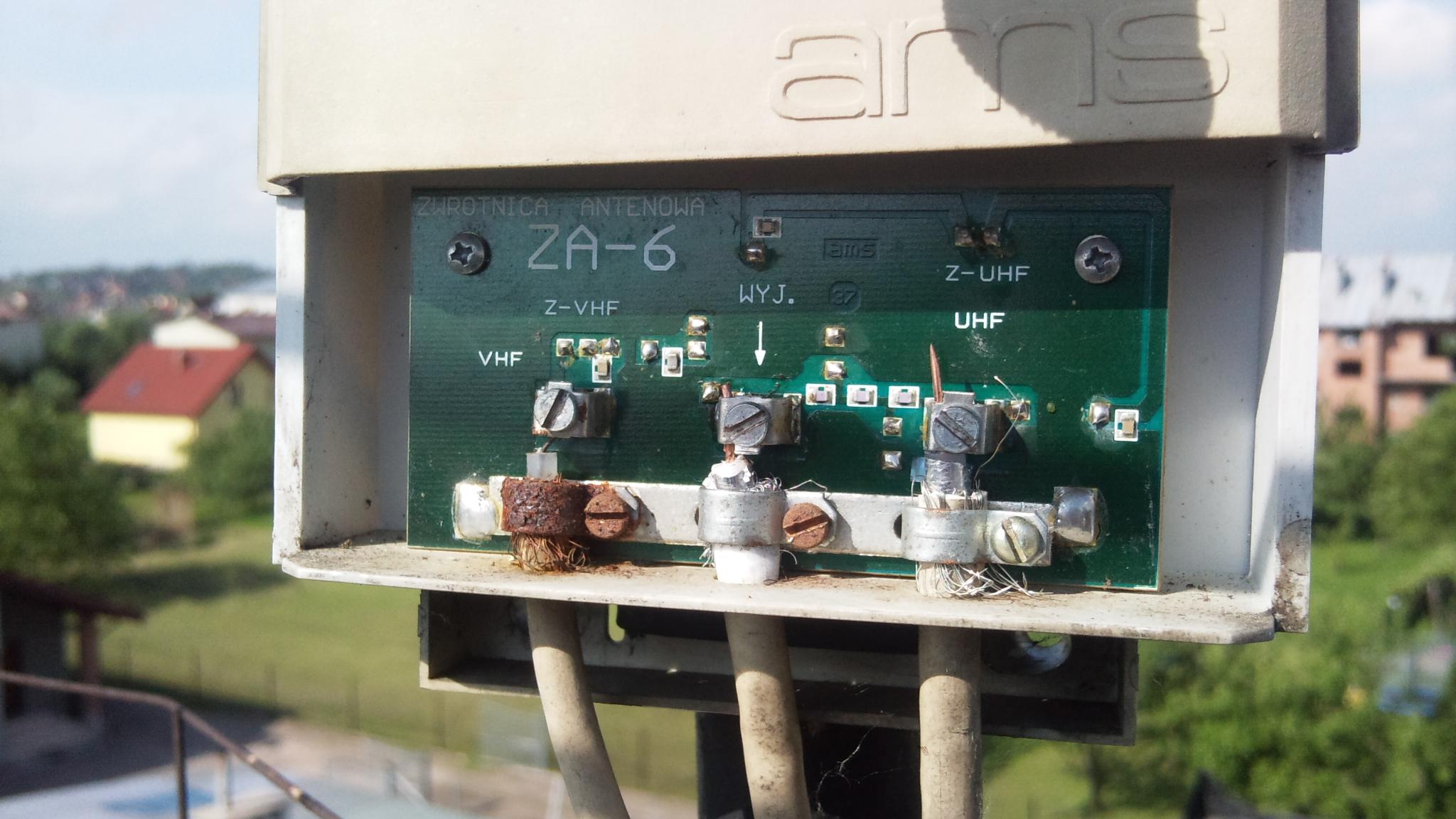 antena odbior dvb-t Krak�w