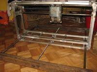Sterownik silników do frezarki CNC
