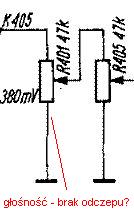 "Amplituner ""Merkury"" DSH-303A- problem z przestroj"