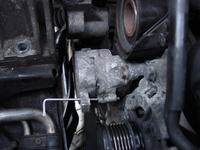 Wymiana rozrządu, VW Touran, 2,0TDi 140km AZV