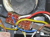 mikrofon midland, jak podłączyć kabelki do 4 pinowego wtyku?