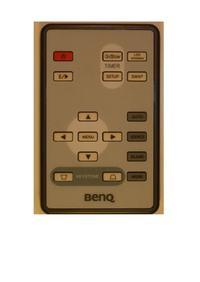 Benq W500 - zamiennik pilota zdalnego sterowania