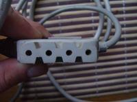 Jak podłączyć kable w pedale do maszyny do szycia?