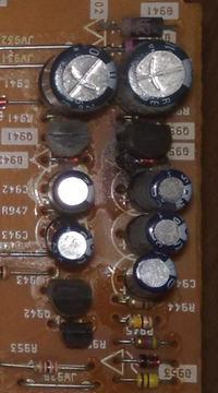 Wieża składana Sony MHC 2700 - nie świecą wyświetlacze.