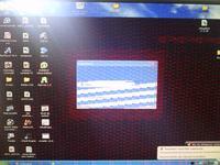 Problem z ekranem ( czerwone punkciki )