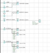 Siemens LOGO! napełnianie zbiorników kontrola poziomu