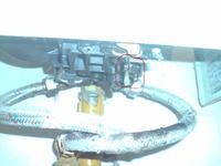Wyciek z gazowego ogrzewacza wody