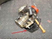 Silnik Briggs & Stratton 5.5KM stracił obroty, dymi