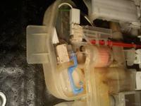 Zmywarka BOSCH SGI43A85 nie do końca wypompowuje wodę ?