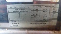 Nardi E 5403 X - pokrętło piekarnika