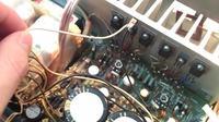 AWS Tosca 303 - k�opoty po wymianie elektrolit�w