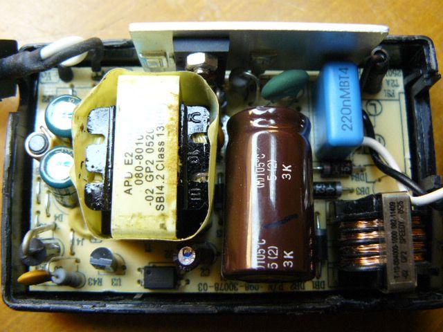 Przetwornica - zasilacz 12V/2A na GM3843