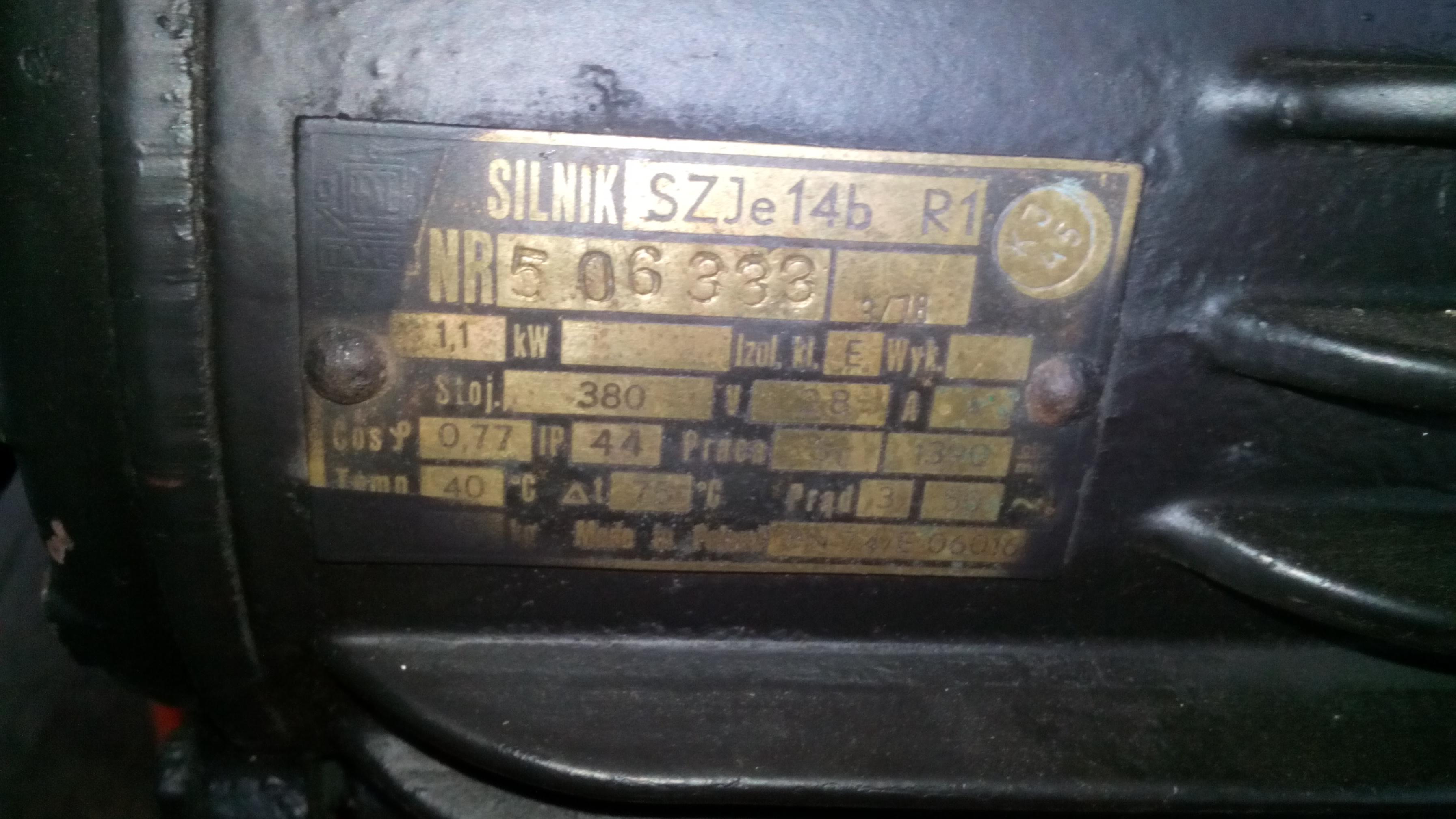Kompresor samor�bka - ma�a autopsja :P