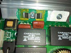 Płyta indukcyjna Samsung CTN464KC01 - błąd LE, zwarcie
