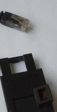 LG L5 E460 - Gumka czujnika zbliżeniowego