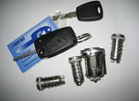 Pytanie o wymiane zamkow i programowanie kluczy - Fiat Punto 2