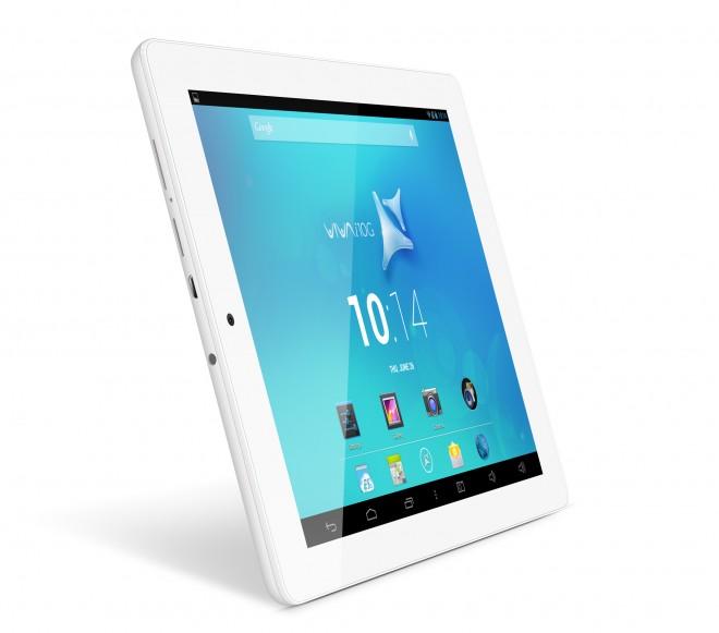 """Allview Viva i10G - tablet z 9,7"""" ekranem 2048 x 1536, Atom i Android 4.4"""