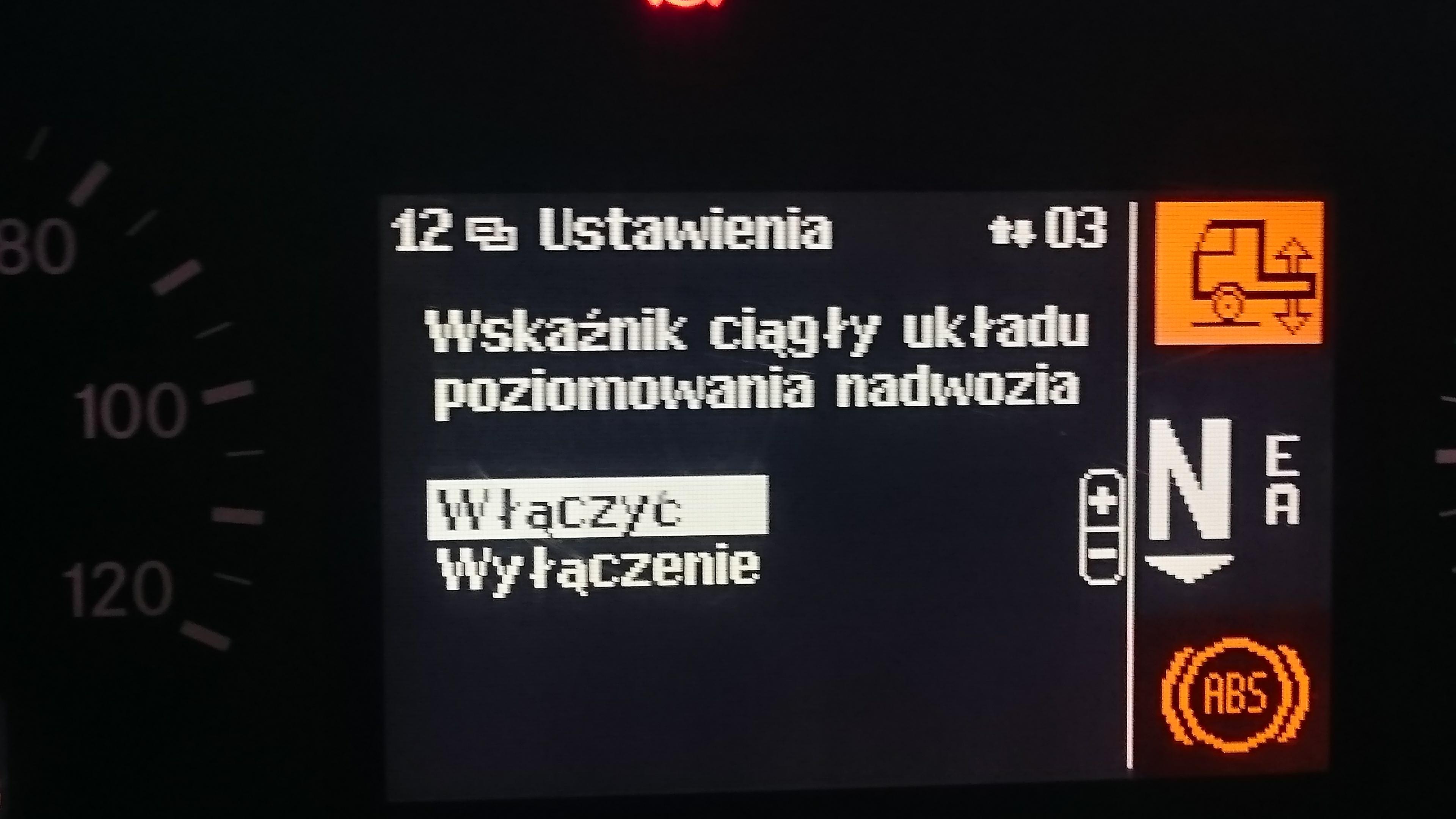 Świeże Rozwiązano] Mercedes Actros MP3 1844 - Kontrolka, komunikat od NQ12