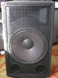"P&W Project Fullrange 15"" 1"" Peavey&STX"