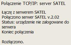 Satel Perfecta programowanie bez kabla via GSM