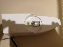 Whirlpool ART 464/5 CB304W - Jak dostać się do termostatu?