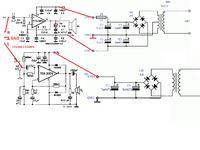 tda2050 pali kabel łączący komputer z wzmacniaczem