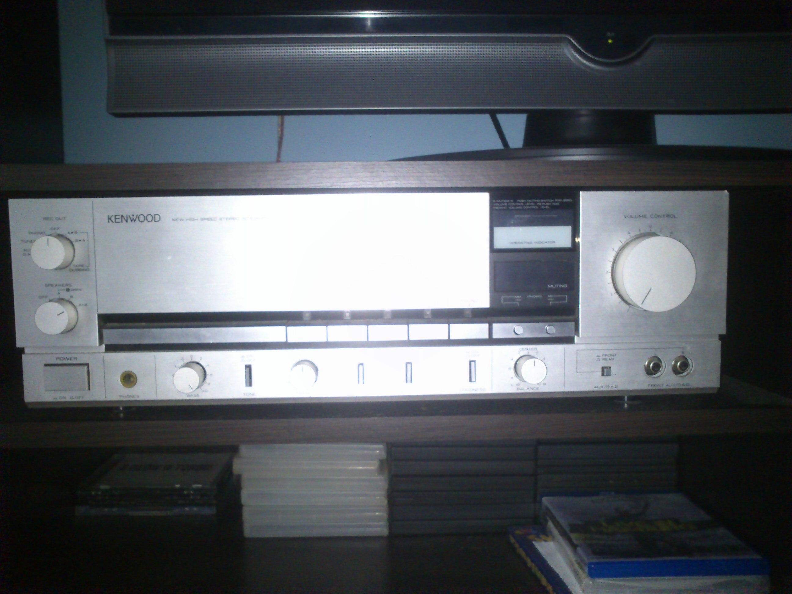 [Sprzedam] kenwood KA-990 700 wat!!